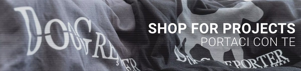 Shop for Projects Banner